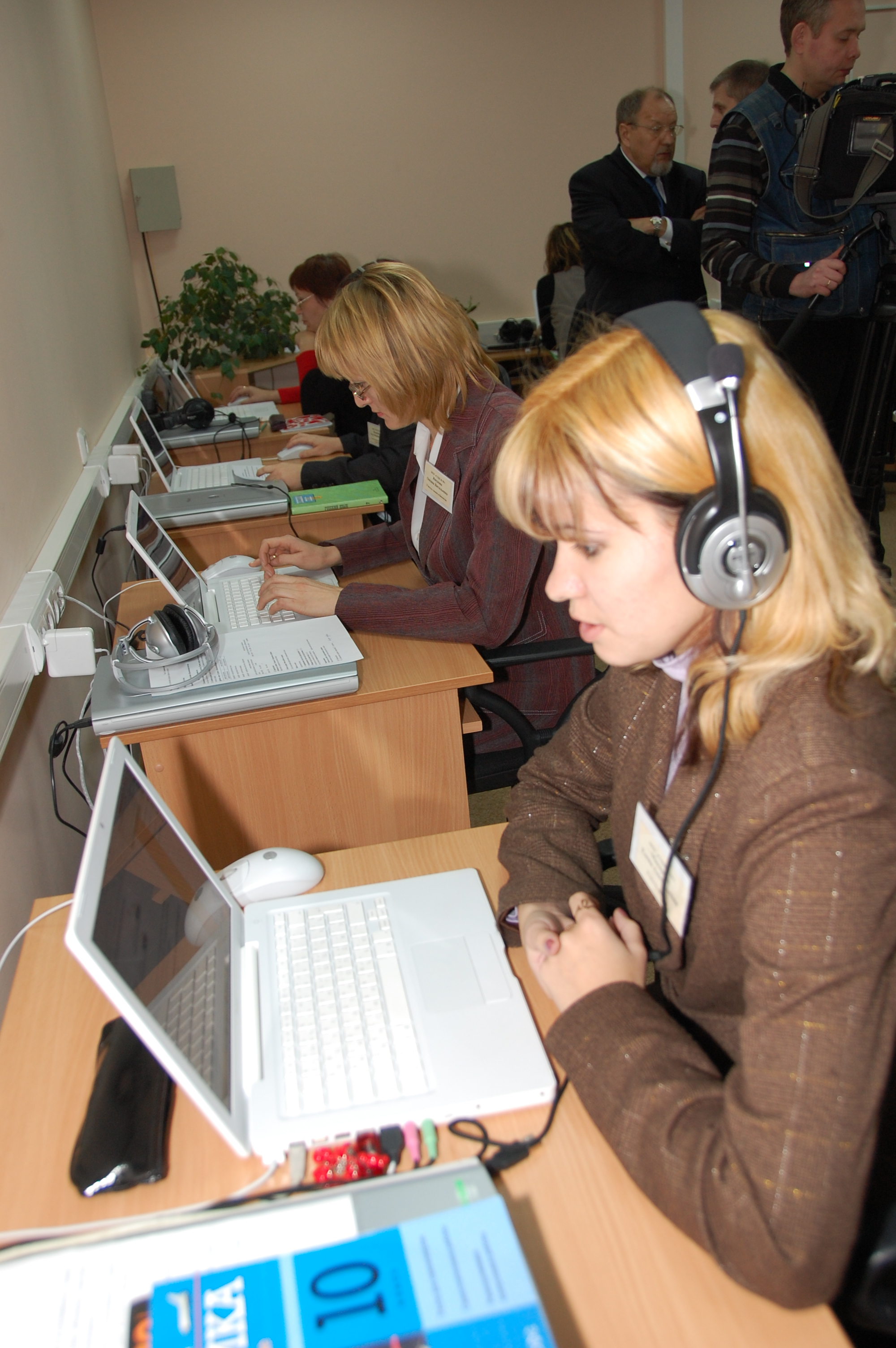 Developing the system of distance education at tomsk state university
